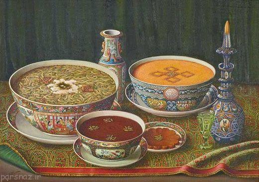 غذاهای مناسب برای سحر و افطار