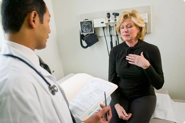 تفاوت سوزش سر دل با حمله قلبی در چیست؟