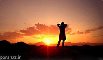 فواید و مضرات نور آفتاب را بشناسیم