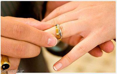 عشقی که منجر به ازدواج شد و دیگر هیچ
