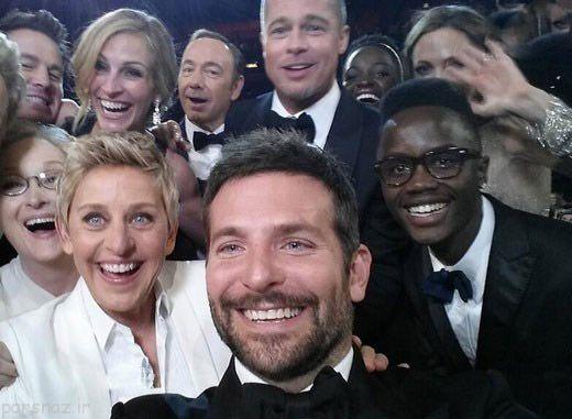 عکسهای ستاره های هالیوود به دست این افراد خراب شدند