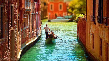 آشنایی با شهر وِنیز در شمال کشور ایتالیا