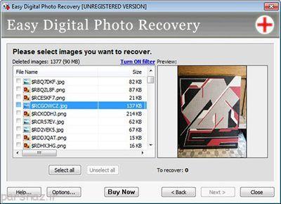 بازیابی عکس پاک شده در اندروید
