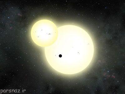 بزرگترین سیاره در منظومه دیگری کشف شد