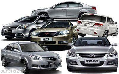 ترفند چینی ها برای تصاحب بازار خودرو ایران