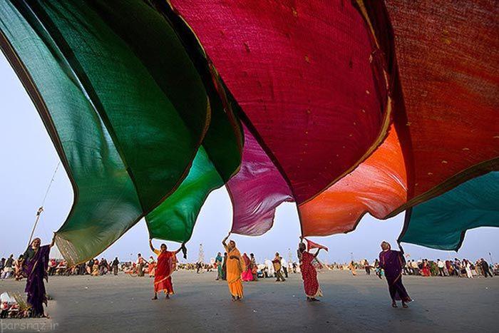 آشنایی با اوقات و فراغت سنت مردم هند +عکس