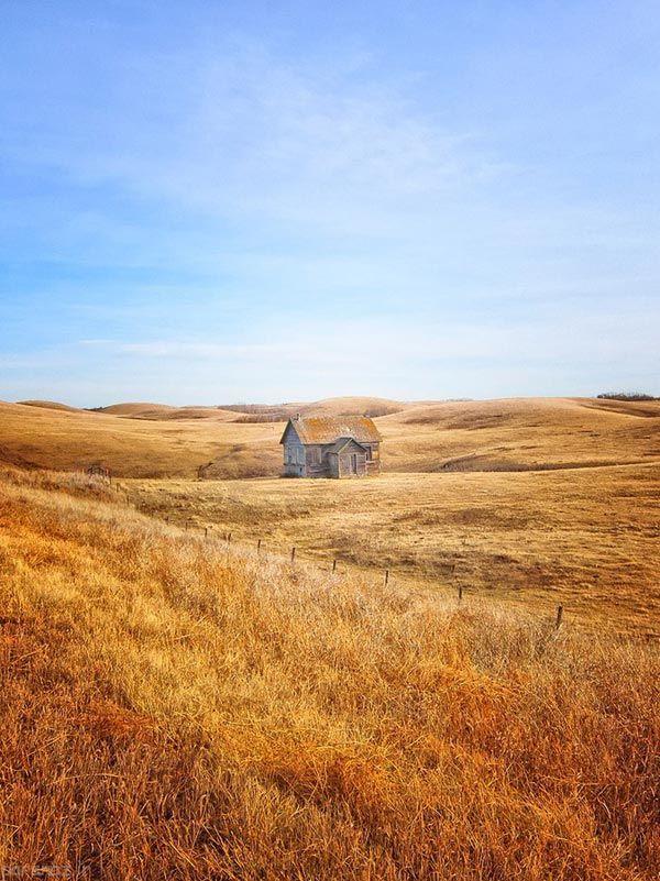 خانه های زیبا که در دل طبیعت جای گرفته اند