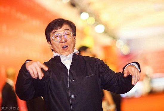 جکی چان فیلم جدید خود را در استرالیا کلید زد