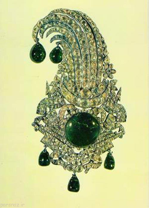 نفیس ترین جواهرات در موزه جواهرات ملی ایران