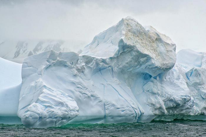 گرمای جهانی در وضعیت نامطلوب و خطر برای قطب جنوب