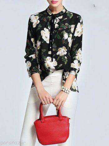 مدل های لباس زنانه برای بهار و تابستان