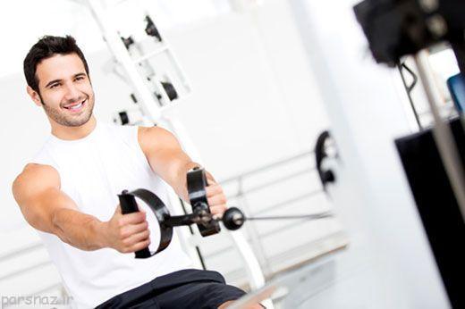 مواد غذایی که برای عضله سازی کمک میکنند