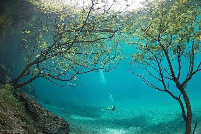 ع های دیدنی از طبیعت های شگفت انگیز جهان