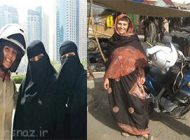 داستان ماجراجویی زن موتور سوار ایرانی +عکس