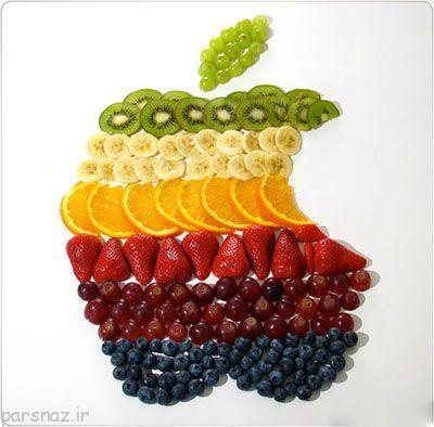 تغذیه عالی با این میوه های رنگارنگ