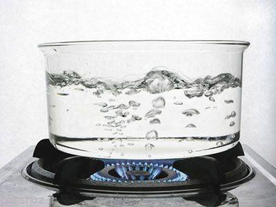 در مورد جوشاندن آب به این موارد توجه کنیم