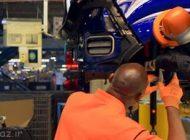 همکاری ربات و انسان در شرکت فورد +عکس