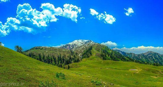 جاذبه های گردشگری پاکستان را ببینید