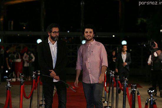 عکس های بازیگران و چهره های ایرانی روی فرش قرمز