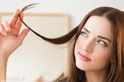 روش هایی برای تقویت موی نازک خانم ها