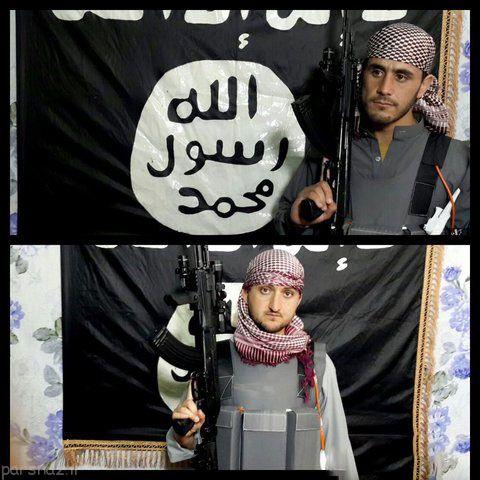 تصاویر انتحار کنندگان کابل توسط داعش منتشر شد
