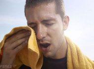 تغییرات بدن در دمای بالای 40 درجه