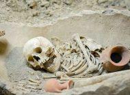 غذای انسان های اولیه مغز کودکان بوده است