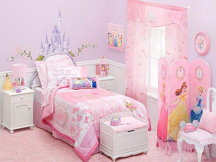 مجموعه از مدل های دکوراسیون اتاق خواب دخترانه