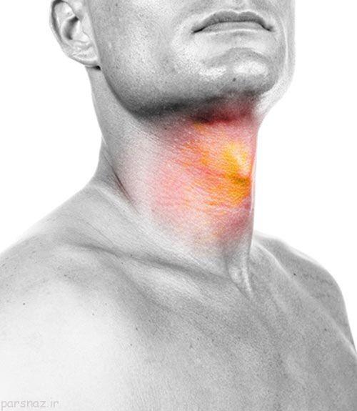 تاثیرات غده تیروئید در بدن