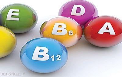 ویتامین هایی که می توانند به کاهش وزن ما کمک کنند
