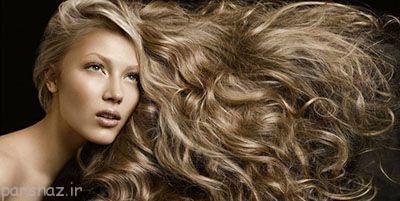 روش هایی برای پاک کردن رنگ مو