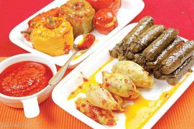 خوراکی های پیچیدنی مخصوص فصل تابستان