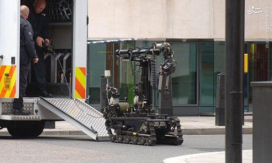 ربات های مرگبار پرنده به زمین می آیند