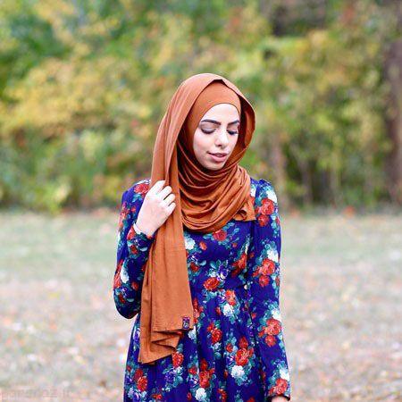 لباس های با حجاب اسلامی در دنیای مد خودنمایی میکنند