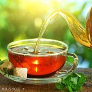 چای عطردار و مواد شیمیایی مضر