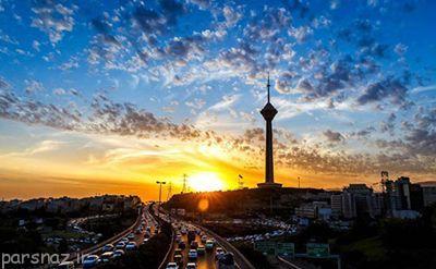 برج میلاد و خوش گذرانی در آن برای تهرانی ها