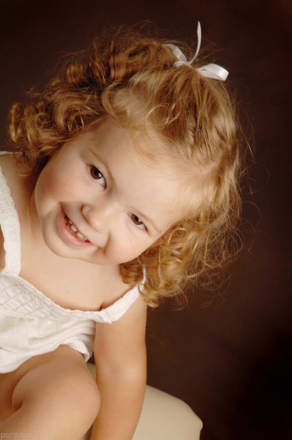 تصاویر از کودکان زیبا و شیطون