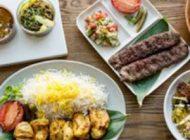 غذا خوردن در ایران یک تفریح است