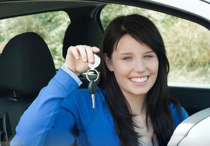 نکاتی در مورد نگهداری خودرو خانم ها بخوانند