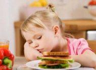 بی اشتهایی در کودکان و راه حل آن