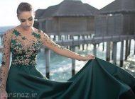 زیباترین لباس های مجلسی برند Tarik Ediz