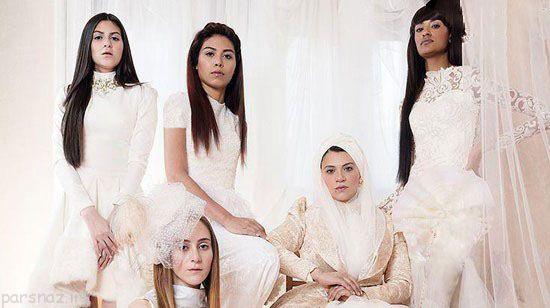 گرایش شوهای فشن به سمت حجاب و پوشش