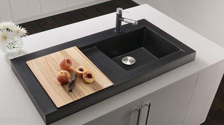 نکات مربوط به خرید سینک ظرفشویی +مدل سینک ظرفشویی