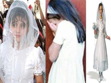 عروس های کودک در مصر را ببینید