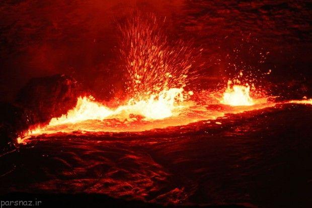 آتشفشان خطرناک Colli Albani در شهر رم
