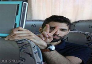 مصاحبه جالب با سید محمد موسوی بازیکن والیبال