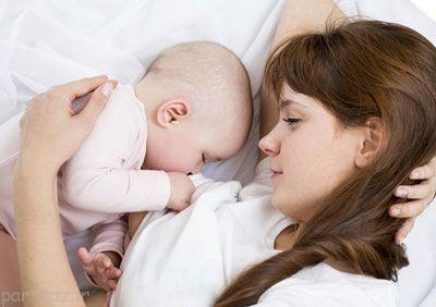 چگونه به فرزند خود شیر دهیم؟