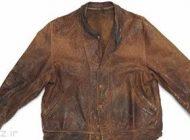کت چرمی که بوی اینشتین را می داد به فروش رفت