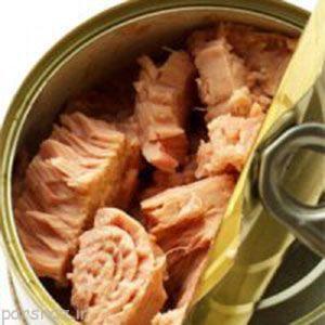 مصرف زیاد تن ماهی مضر است