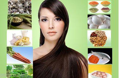 مواد غذایی که برای موهای ما مفید هستند